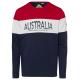 Maglietta a maniche lunghe da uomo Australian Clas