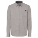 Men's shirt Roadtrip, gray