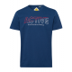 messieurs T-Shirt Active, marine, tailles assortie
