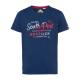 signori T-Shirt Porta sud, marina, dimensioni asso