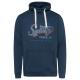 Men's Tubeneck Sweatshirt Sydney, L, marine
