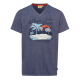 Férfiak T-Shirt Wategos tengerpart, tengeri melang