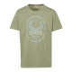 Herren T-Shirt Wave Crusher, khaki, sortierte Größ
