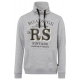 Herren Sweatshirt Tube RS Vintage, 3XL, graumelang