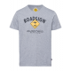 signori T-ShirtRoadsign , 2XL, melange grigio