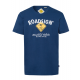 Men's T-ShirtRoadsign , L, marine