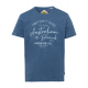 Men's T-Shirt Australian brand, M, blue