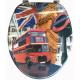 Toiletzitting, 3D London (MDF)