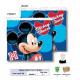sherpa neck warmer Mickey 24.5x21 cms