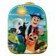 Zenón 3D Eva Farm backpack with light and sound -