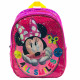 Backpack Minnie All Smiles. Sequined reversi