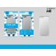 Silicone Cover Anti-Shock Sa A40 Transparent