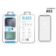 2.5D Tempered Glass Pelicure Samsung A51