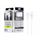 Micro Usb Cable 2A 1M White