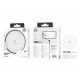Alloy 10W Wireless Charger Silver