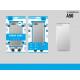Silicone Cover Anti-Shock Sa A50 Transparent