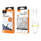 Charger With Micro Usb Cable 1A 1M 1Usb White