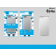 Ip 6S Plus Anti-Shock Siliconen Hoesje Transparant