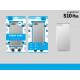 Siliconen Cover Anti-Shock Sa S10 Plus Transparant