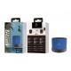 Blaue Bluetooth Mini-Säule
