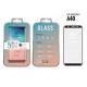 Gehärtetes Glas Pelicula Sa A40 5D Fullcover Schwa