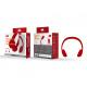 1.2M Red Microphone Wireless Headphones