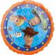 Disney Balony foliowe Toy War 43 cm