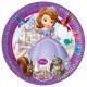 DisneyKsiężniczka Zosia pierwszy, Sofia Paper Plat