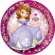 DisneyKsiężniczka Zosia , Sofia Talerz papierowy 8