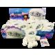 Figurine en peluche Schmidt Everest avec pendentif