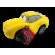 DisneyCars Ramirez pluche, 25cm
