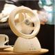 USB Humidifier Fan White