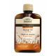 Warming massage oil orange, cinnamon