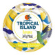 Masque facial à la banane des îles tropicales