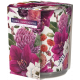 Scented candle in glass and foil Floral Inspiratio