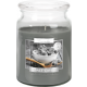 LARGE SCENT CANDLE WITH CANDLE Salt Cave