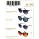 Sonnenbrille KOST Damen W146