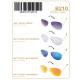 Sonnenbrille KOST Basic B210