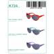 Okulary przeciwsłoneczne KOST dziecięce K724