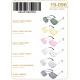 Sonnenbrille KOST Eyewear 19-036