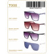 Sonnenbrille KOST Trendy T008