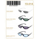 Lunettes de soleil KOST Eyewear 19-014