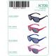Okulary przeciwsłoneczne KOST dla dzieci K709