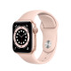 Apple Watch Series 6 GPS 40mm Gold Alu case, Pink