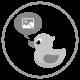 Bamboo aroma lamp,