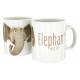 Mug Wild Life ELEPHANT