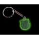 Soccer - FCB Keychain Fluorescent Coat