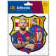 Football - Adhesive FCB Small PLAYERS FUND ESCU