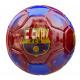 Futbol - Balón Mediano FCB Naranja Fluorescente