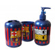 Soccer - FCB BATH SET